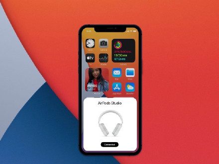 AirPods Studio头戴式耳机:10月与iphone12发布