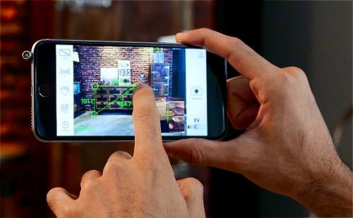小米隐藏功能:手机变身测距仪
