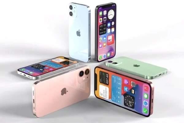 iPhone12全系颜色存储曝光,高端机型配色反而减少