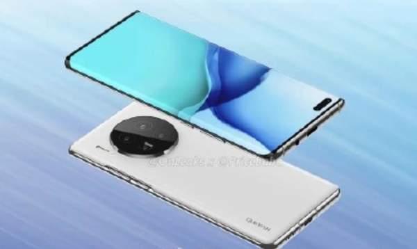 华为mate40系列手机,10月12日官方预热开启