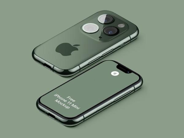 iPhone12mini增强版曝光,真小屏旗舰手机