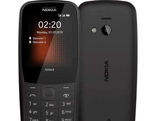 Nokia220同价位销量第一,秒杀价只需289元