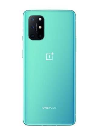 一加8T手机京东预售:2.5D柔性直屏+后置矩阵四摄