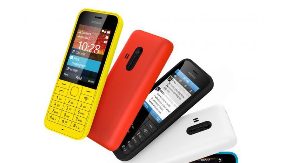 Nokia220同價位銷量第一,秒殺價只需289元