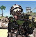 现代狙击模拟器