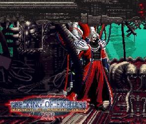 拳皇2002mugen最终版
