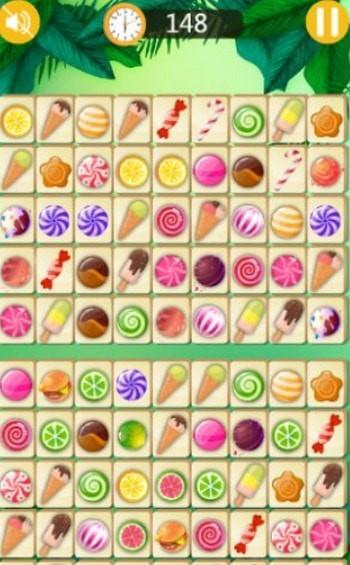 甜甜糖果连连看红包版图1