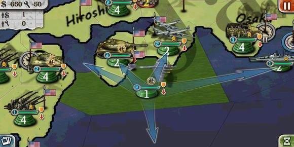 世界征服者2东亚曙光mod图2