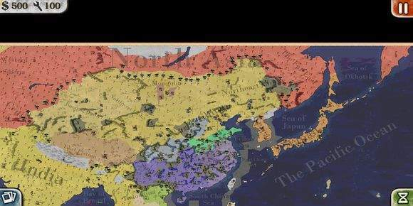 世界征服者2东亚曙光mod图5