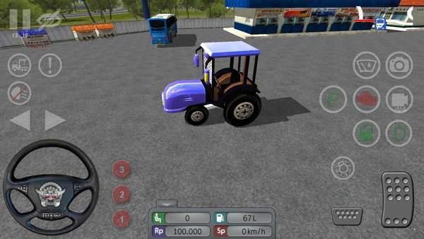 印尼巴士拖拉机mod图3