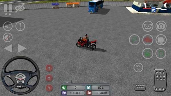 印尼巴士摩托车mod图1