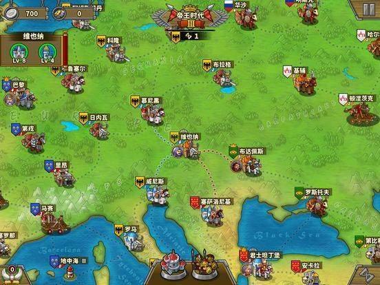 欧陆战争5破解版图2