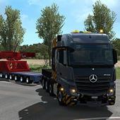 欧洲卡车模驾驶拟器2020MOD版