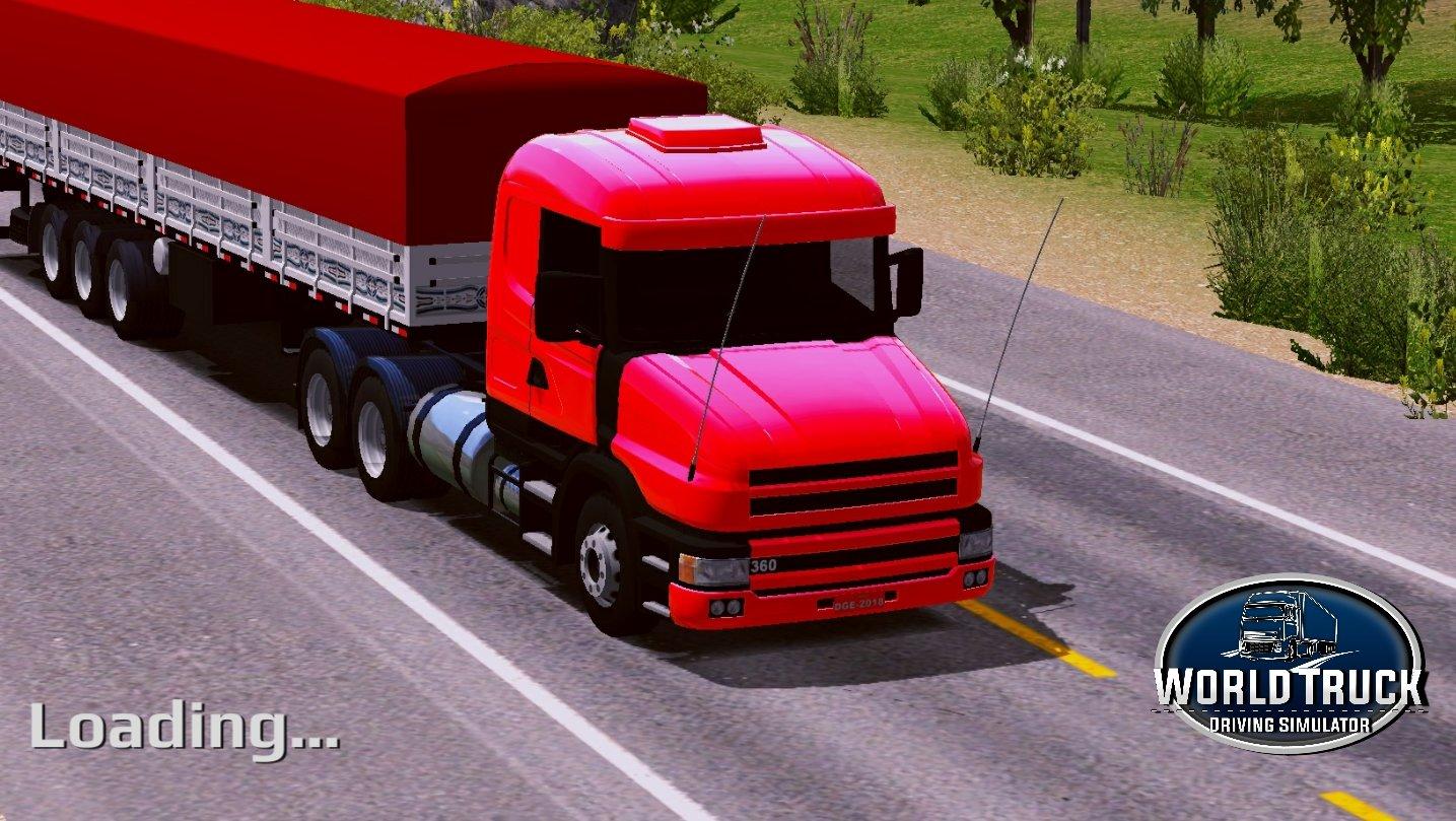 世界卡车模拟破解版图1