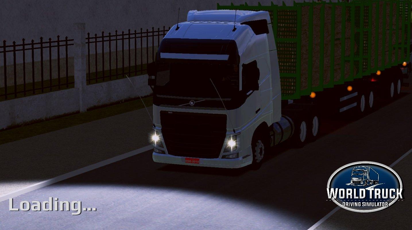 世界卡车模拟破解版图2