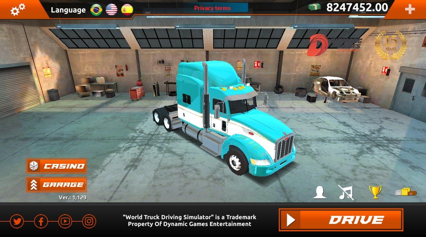 世界卡车模拟破解版图3