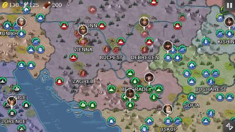 欧陆战争4图4