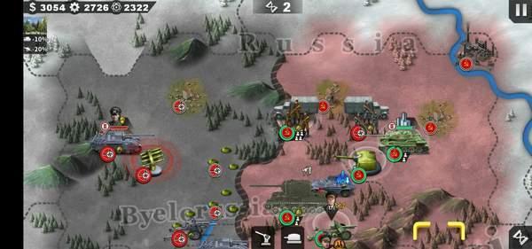 世界征服者4战争计划mod破解版图3