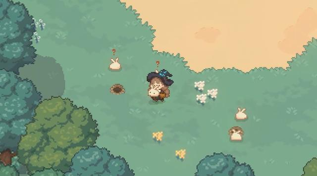 林中小女巫图4