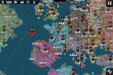 世界征服者4Will War mod图1