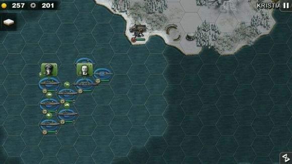 将军的荣耀极地联盟mod图1