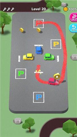画线停车大师图2