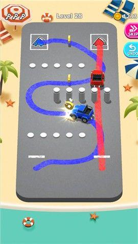 画线停车大师图1