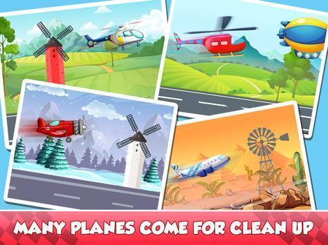 儿童飞机洗车库图1