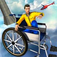 疯狂车轮跑酷模拟破解版