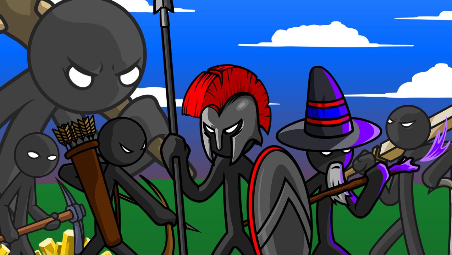 火柴人战争无限钻石版图4