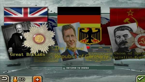 欧陆战争3冷战mod图3