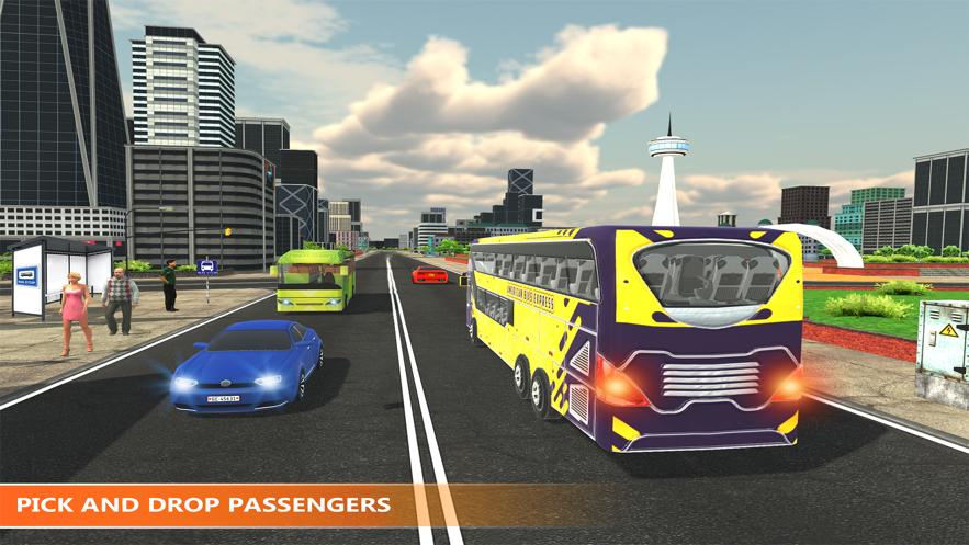 欧洲客车驾驶模拟器图4