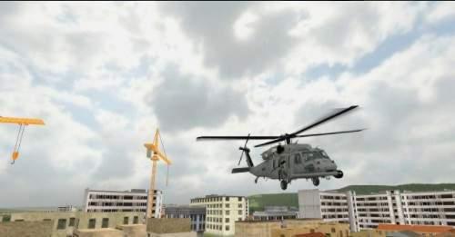 直升机飞行模拟器破解版图2