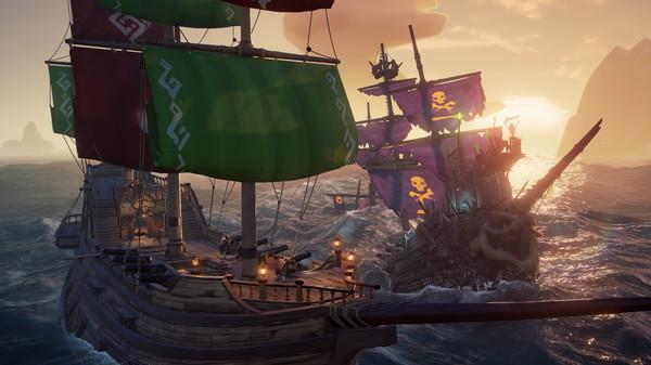 盗贼之海破解版图1