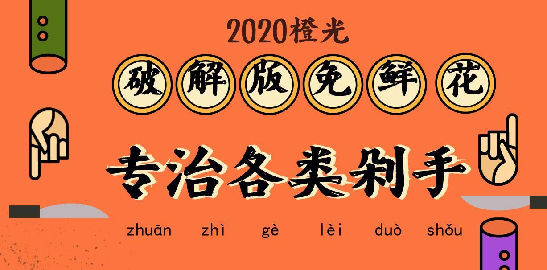 橙光游戏破解版免鲜花2020