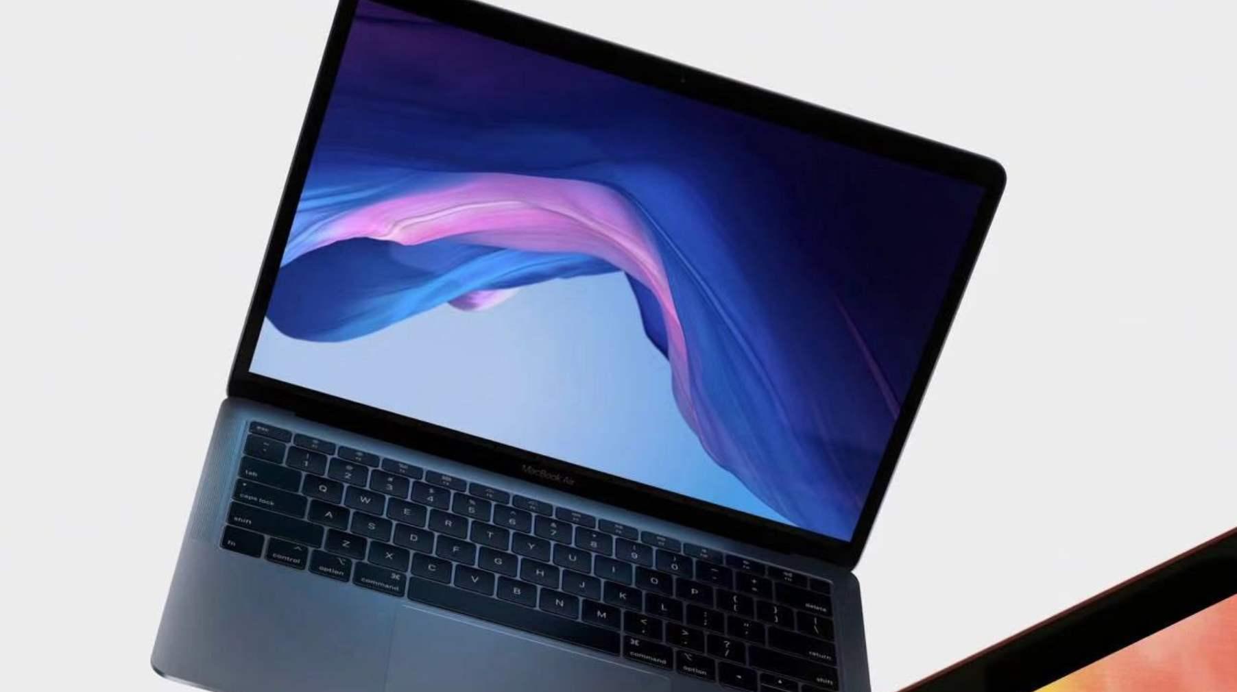 新macbook air 2020曝光:新型电池重磅来袭!