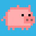 像素小肥猪游戏