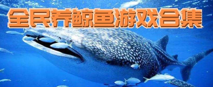 全民养鲸鱼游戏合集