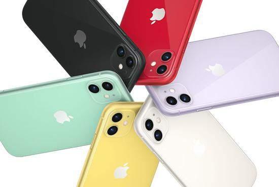 销量飙升,库克称iPhone11是中国最畅销机型