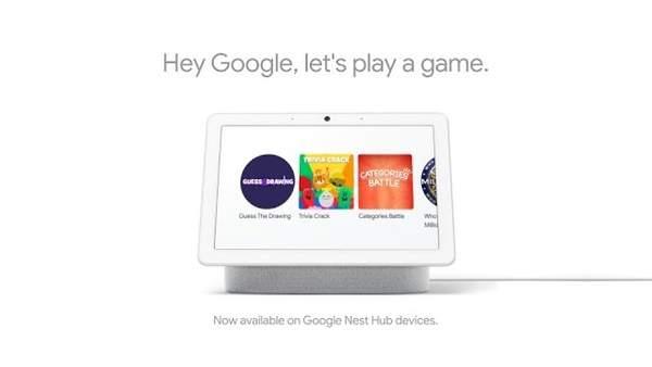 谷歌Assistant怎么用?智能显示器玩游戏?
