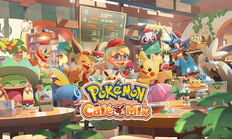 宝可梦咖啡馆mix图1
