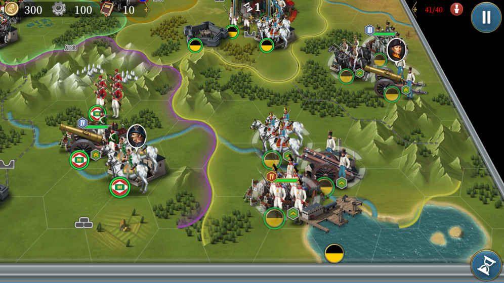 欧陆战争6免谷歌版图2