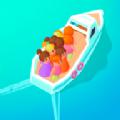 荒野求生运输小船