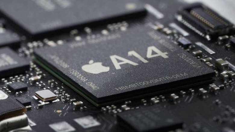 苹果a14芯片几纳米?性能对比A13怎么样?