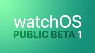 苹果watchOS7最新消息,公测版正式发布