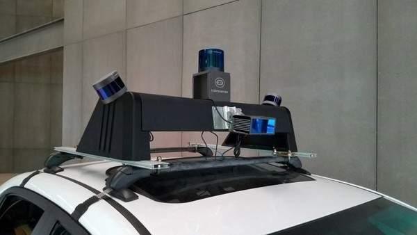 华为正研发激光雷达技术,希望大幅度降低成本