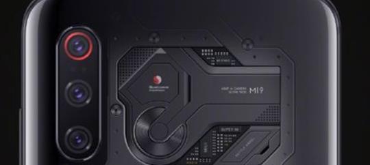 小米智能工厂第一台手机:小米10透明探索版