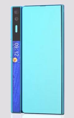 华为MateX2外观曝光:外折设计+手写笔