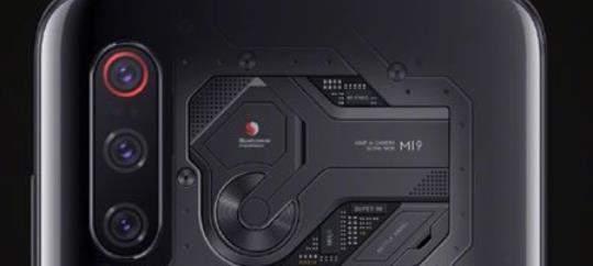 小米智能工廠第一臺手機:小米10透明探索版