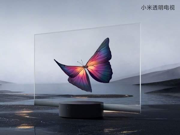 小米透明OLED电视量产,小米是国内首家OLED透明电视OBM厂商